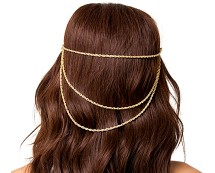 Hair Chain Gold Nelly