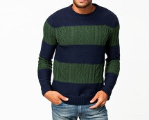 Knit Double Jumper Nelly