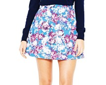 Oasis Cassie Floral Skirt at Very