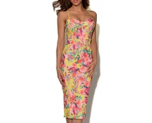 floral-midi-bodycon-dress-vestryonline